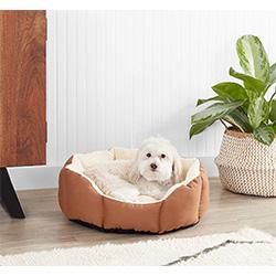 camas cómodas para cachorros