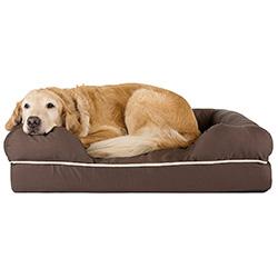 cama ortopédica para perros grandes, medianos y pequeños