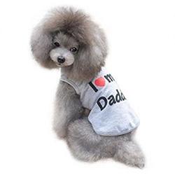 camiseta de calidad para perros