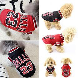 camiseta deportiva para perros