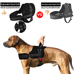 arnes anti escape para perros