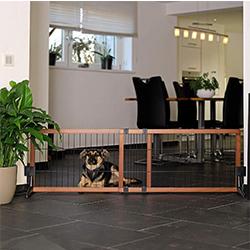 barrera de seguridad para perros cachorros