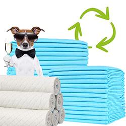 toallas de entrenamiento para perros