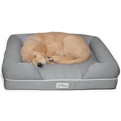 cama viscoelastica para perros enfermos