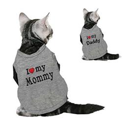 camisetas para gatos