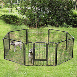 vallas para perros para jardin baratas