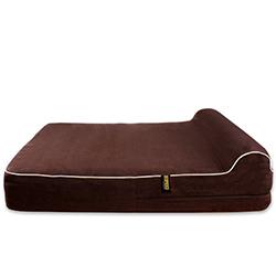 cama ortopedica para perros con displasia