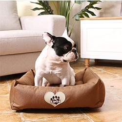 cama de perro para coches