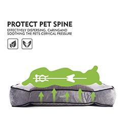 cama para perros con artrosis