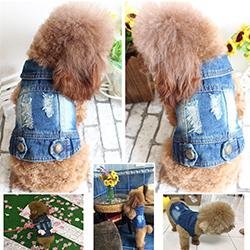 camisas vaqueras para perros
