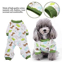 pijama comodo para perros pequeños