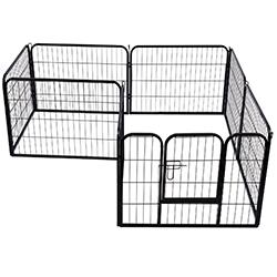 comprar valla para perros en casa y jardin