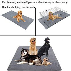 toallita de entrenamiento de cachorros reutilizable