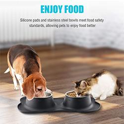 dispensador automatico de comida para perros