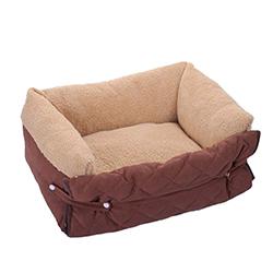 cesta para cachorros
