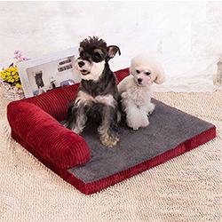 sofa para perros amazon
