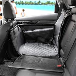 asiento de seguridad para perros en coche
