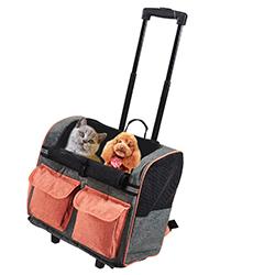 mochila de viajes para mascotas