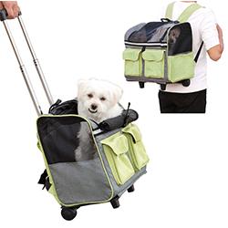 carrito para perros