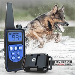 collares electricos de adiestramiento para perros