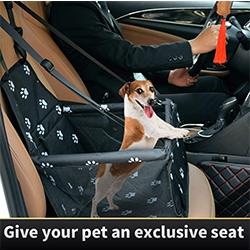 transportines para transportar perros en coche