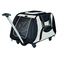 los mejores transportines con ruedas para perros